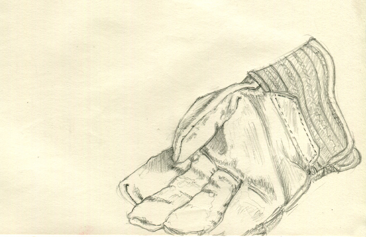 Drawing127Glove